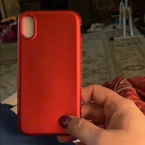 Sleek and sophisticated iPhone X case
